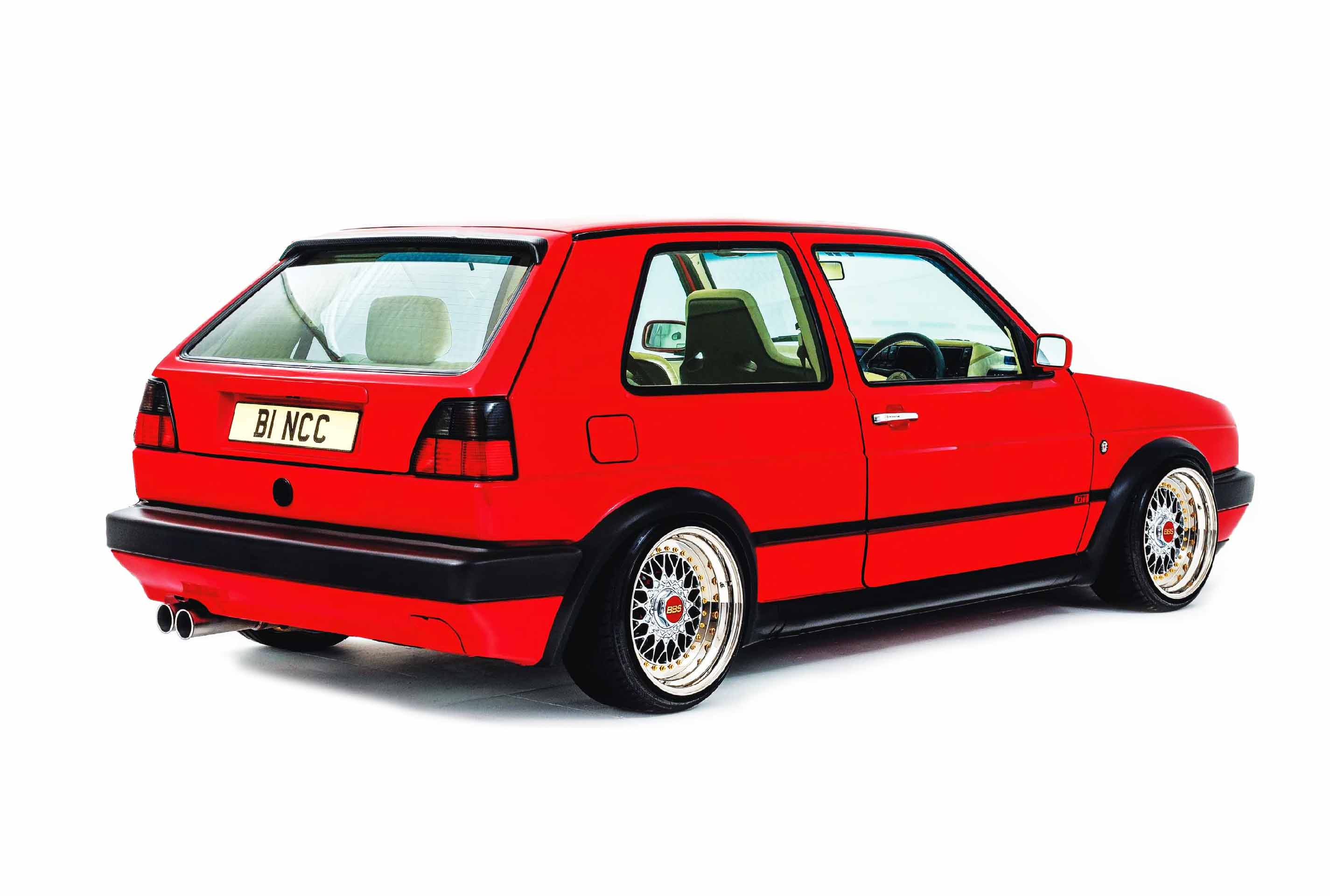 240bhp 1 8T 20vT-engined Volkswagen Golf Mk2 - Drive-My Blogs - Drive