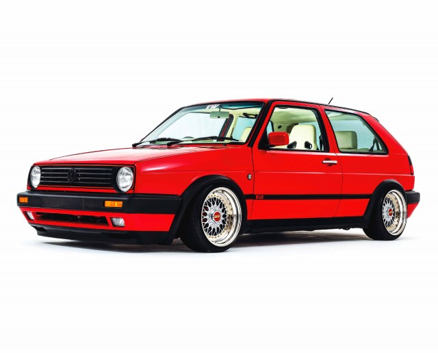 240bhp 1.8T 20vT-engined Volkswagen Golf Mk2