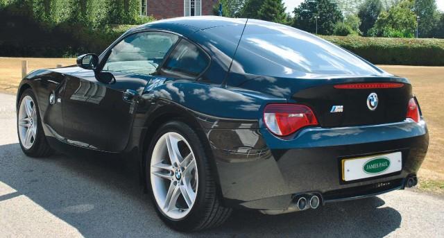 Market watch BMW Z4 M Coupé E86