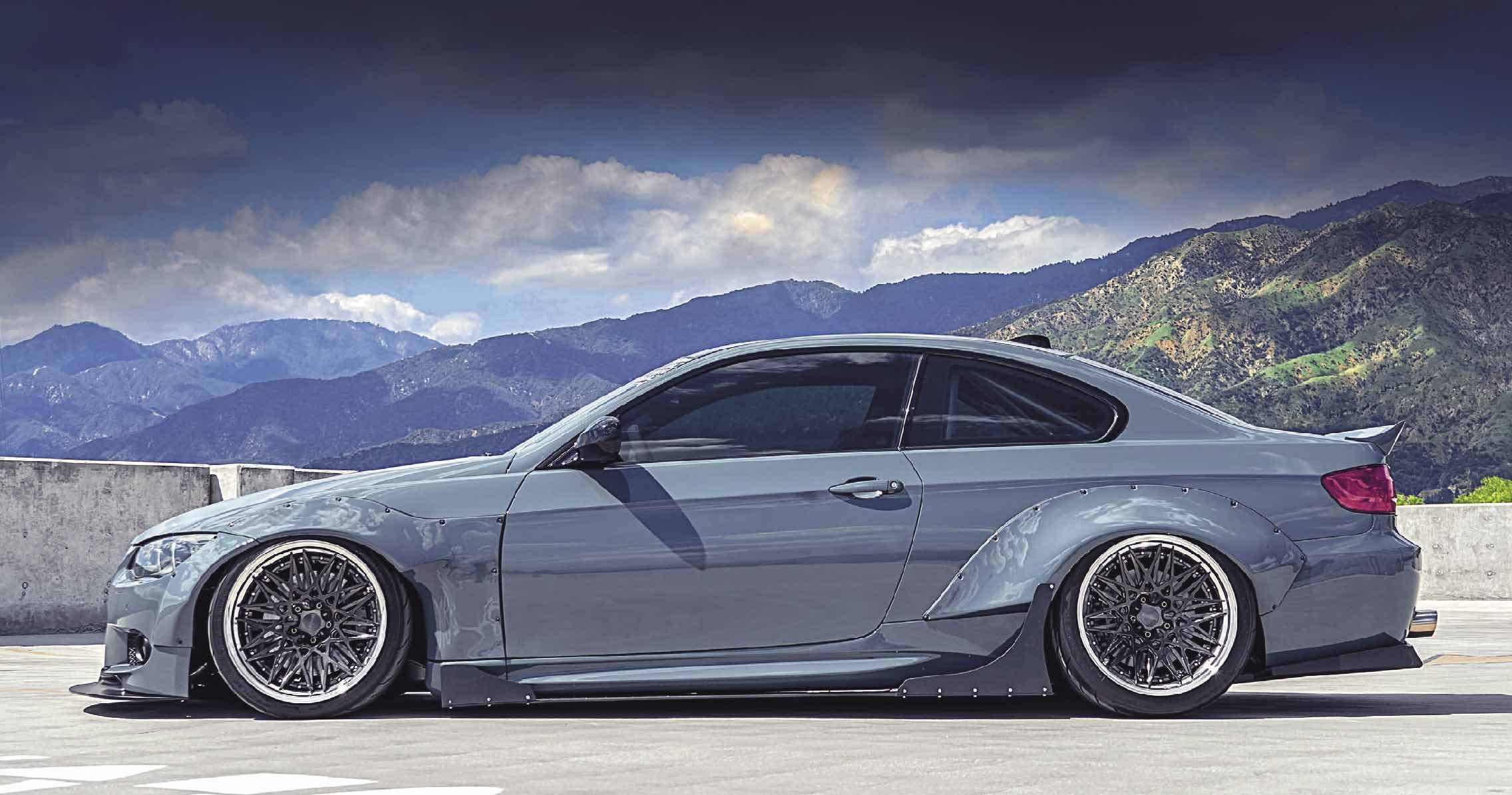 Wide-Body StreetFighter LA BMW 335i E92 - Drive-My Blogs - Drive