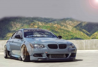 Wide-Body StreetFighter LA BMW 335i E92