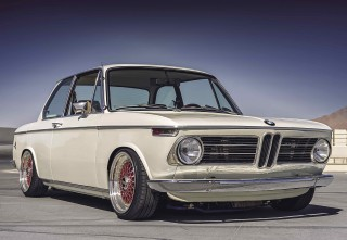 Retro Rocket Turbo 500bhp M20B27-engined BMW 2002