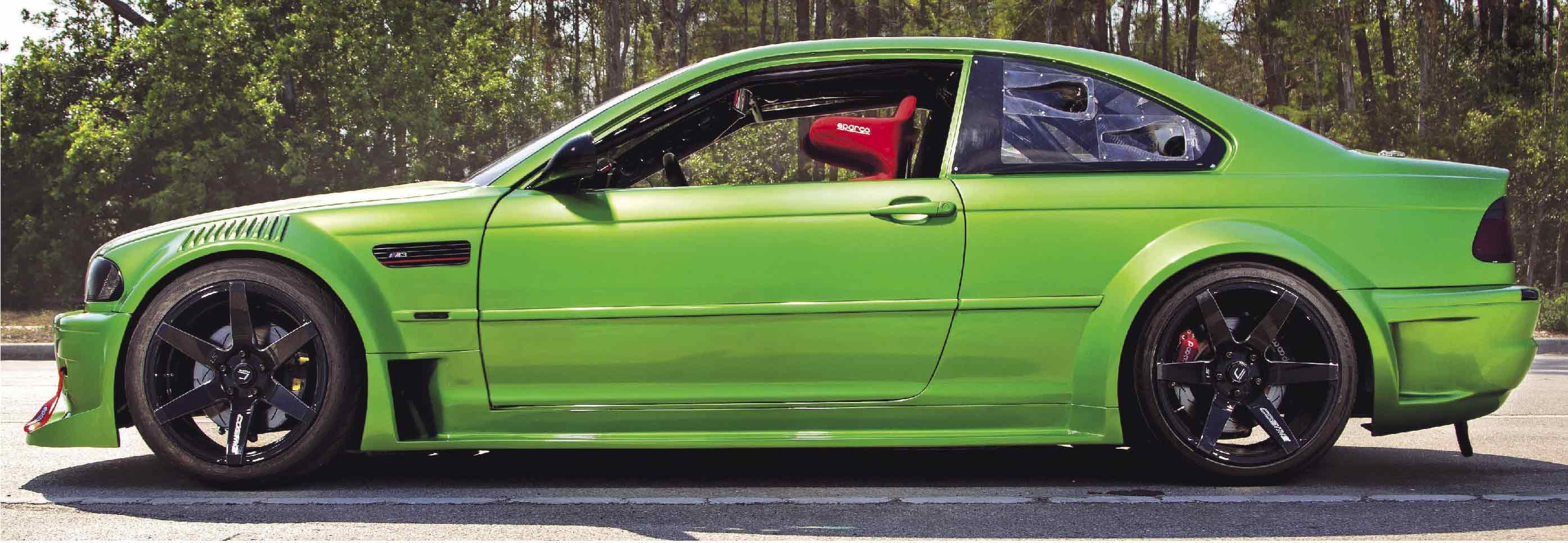 657hp 2jz Engined Bmw M3 E46 Drift Monster Drive My Blogs Drive