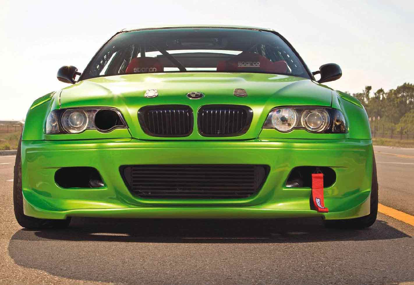 657hp 2JZ-engined BMW M3 E46 drift monster - Drive-My Blogs