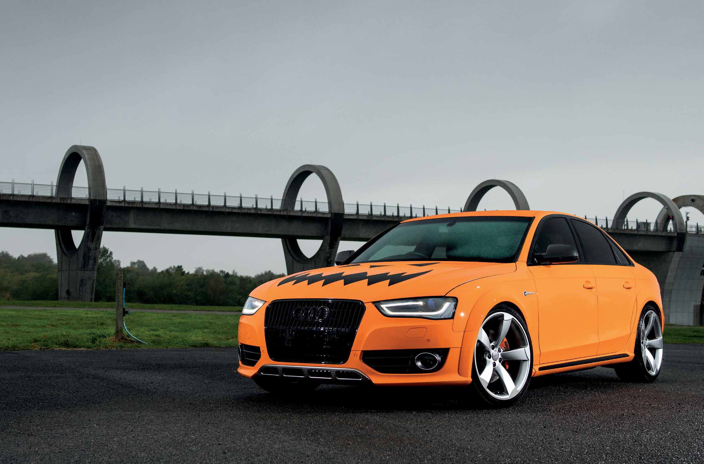 Kekurangan Audi S4 Quattro Spesifikasi