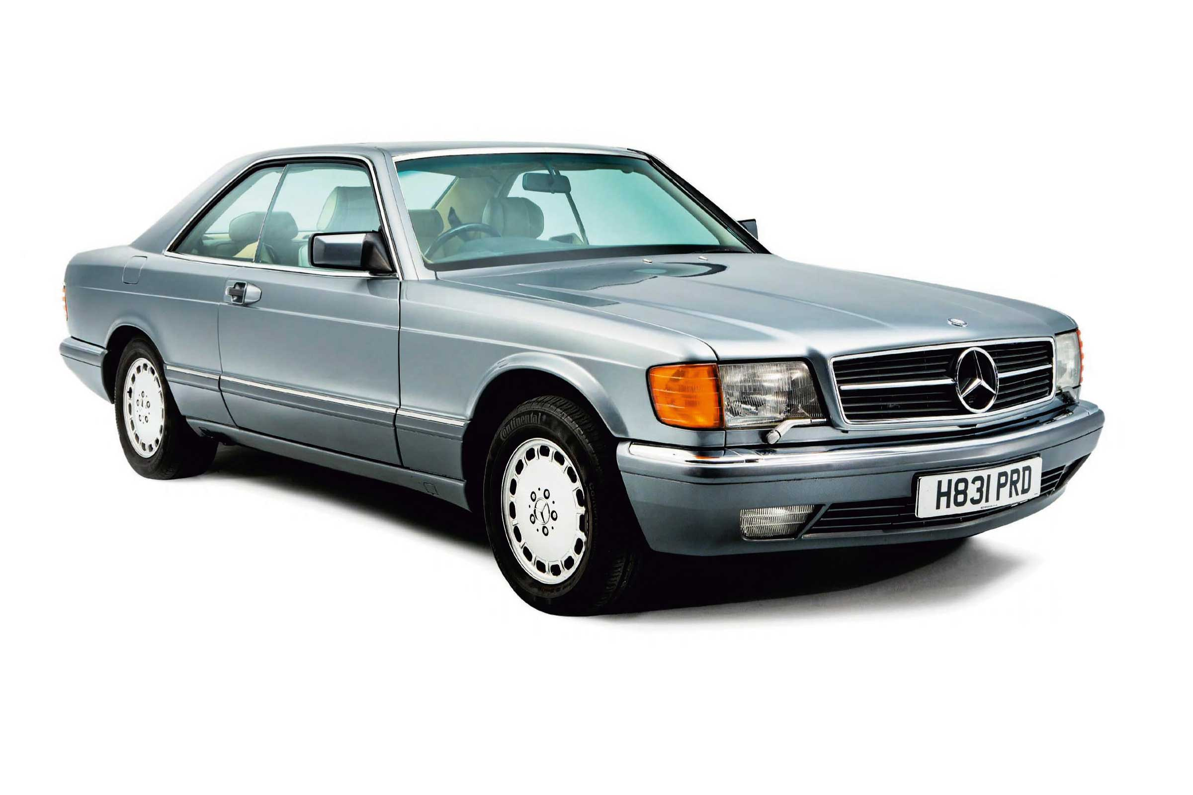 Buying Guide Mercedes-Benz SEC C126 - Drive-My Blogs - Drive