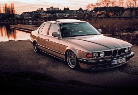 Bmw E32 Drive