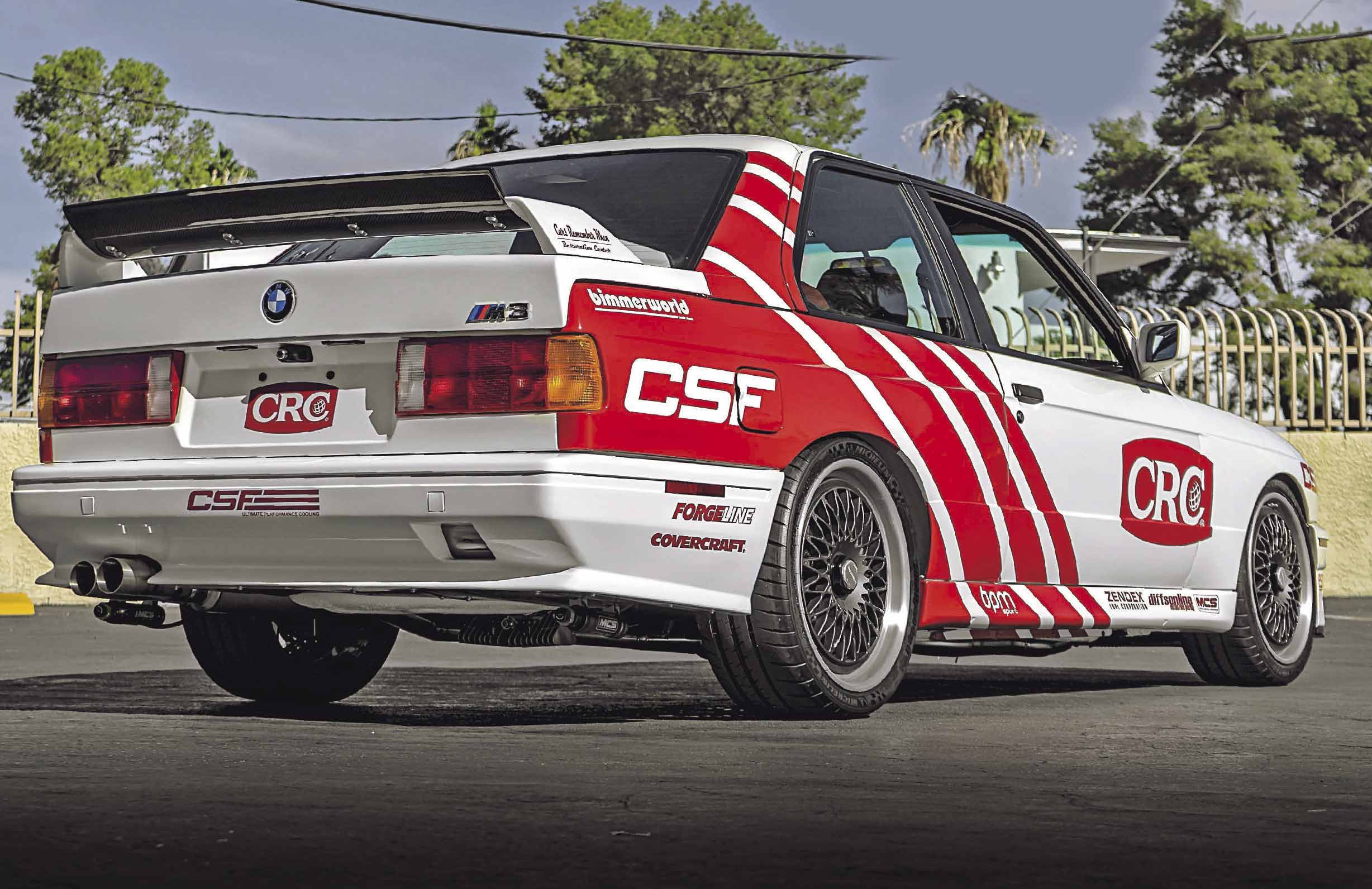 Twin-turbo S55-swapped BMW M3 E30 - Drive-My Blogs - Drive