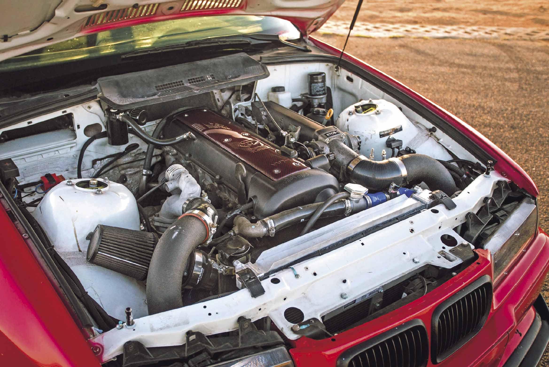 1JZ-swapped drift BMW M3 E36 - Drive-My Blogs - Drive