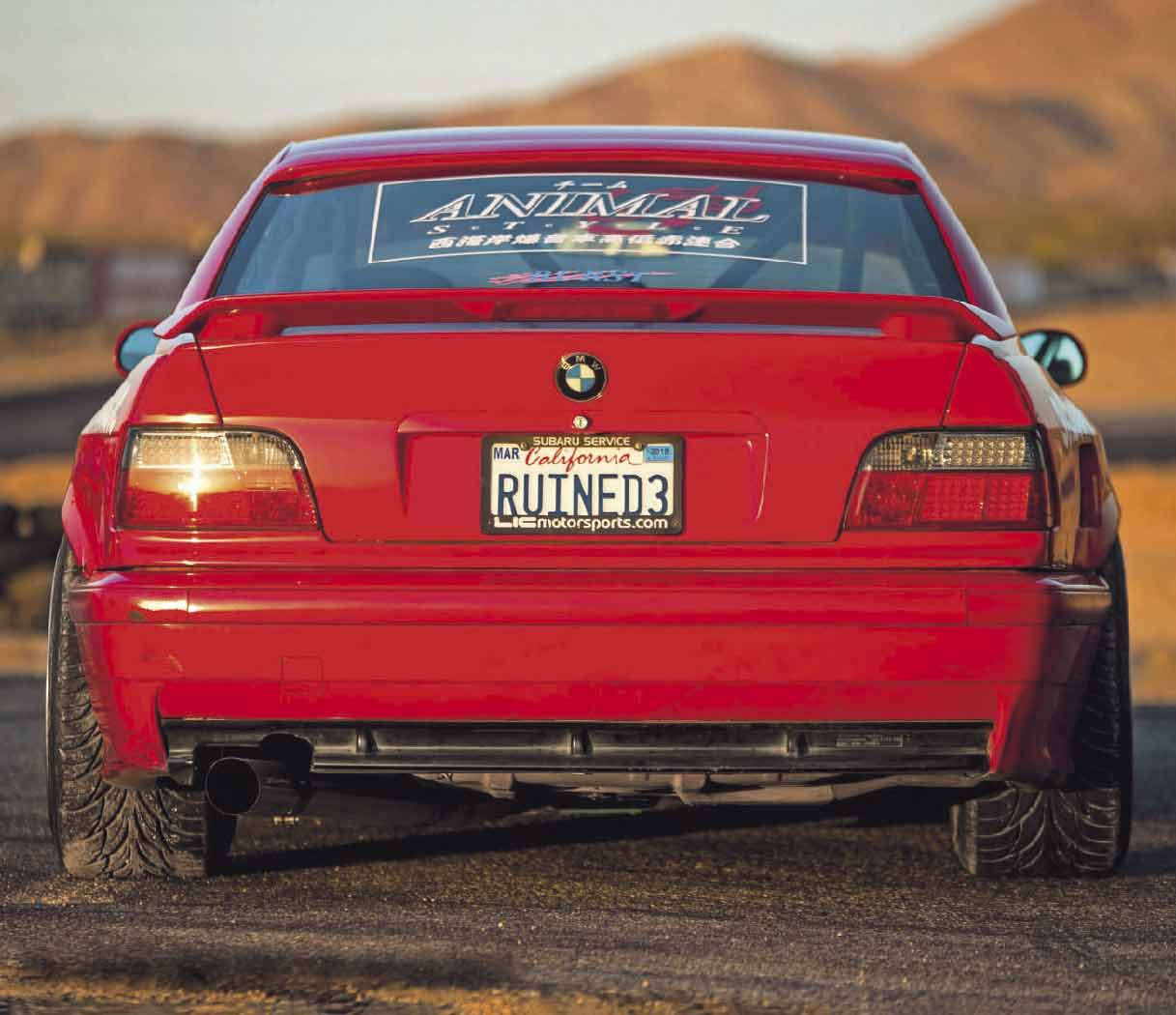 1JZ-swapped drift BMW M3 E36 - Drive-My Blogs - Drive