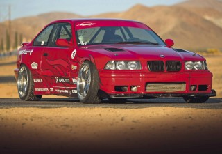1JZ-swapped drift BMW M3 E36