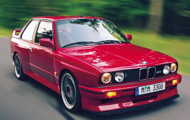 Quick guide to BMW M3 E30