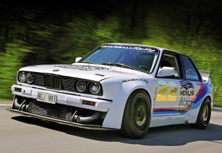 941whp Turbo S50-engined BMW E30 Coupe