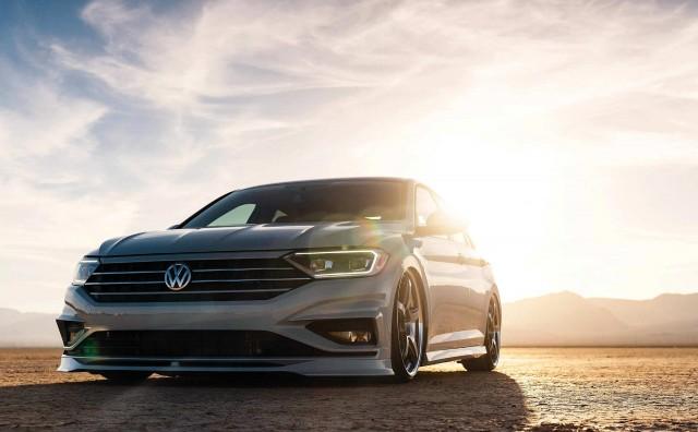 We've created a monster 2019 Volkswagen Jetta 1.4L TSIÒ A7 / Mk7