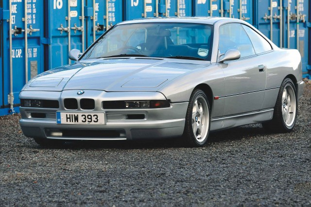 Me and my car 1998 BMW 840Ci Sport E31