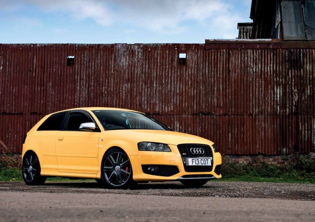 360bhp tuned 2.0-litre TFSI MRC Tuning Stage 2+ ECU re-map Audi S3 8P