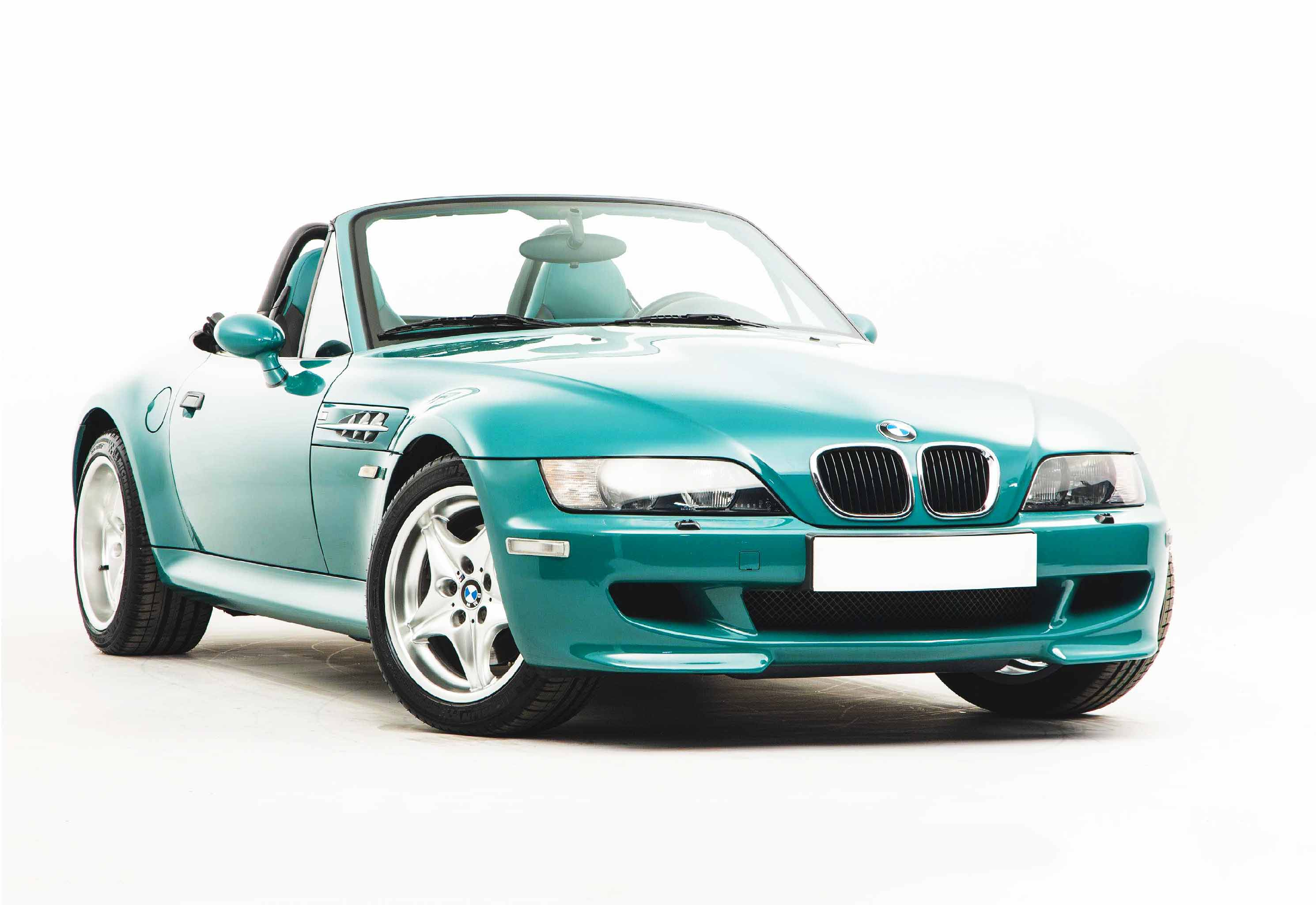 Market Watch 1998 2002 Bmw Z3 M Roadster E36 7