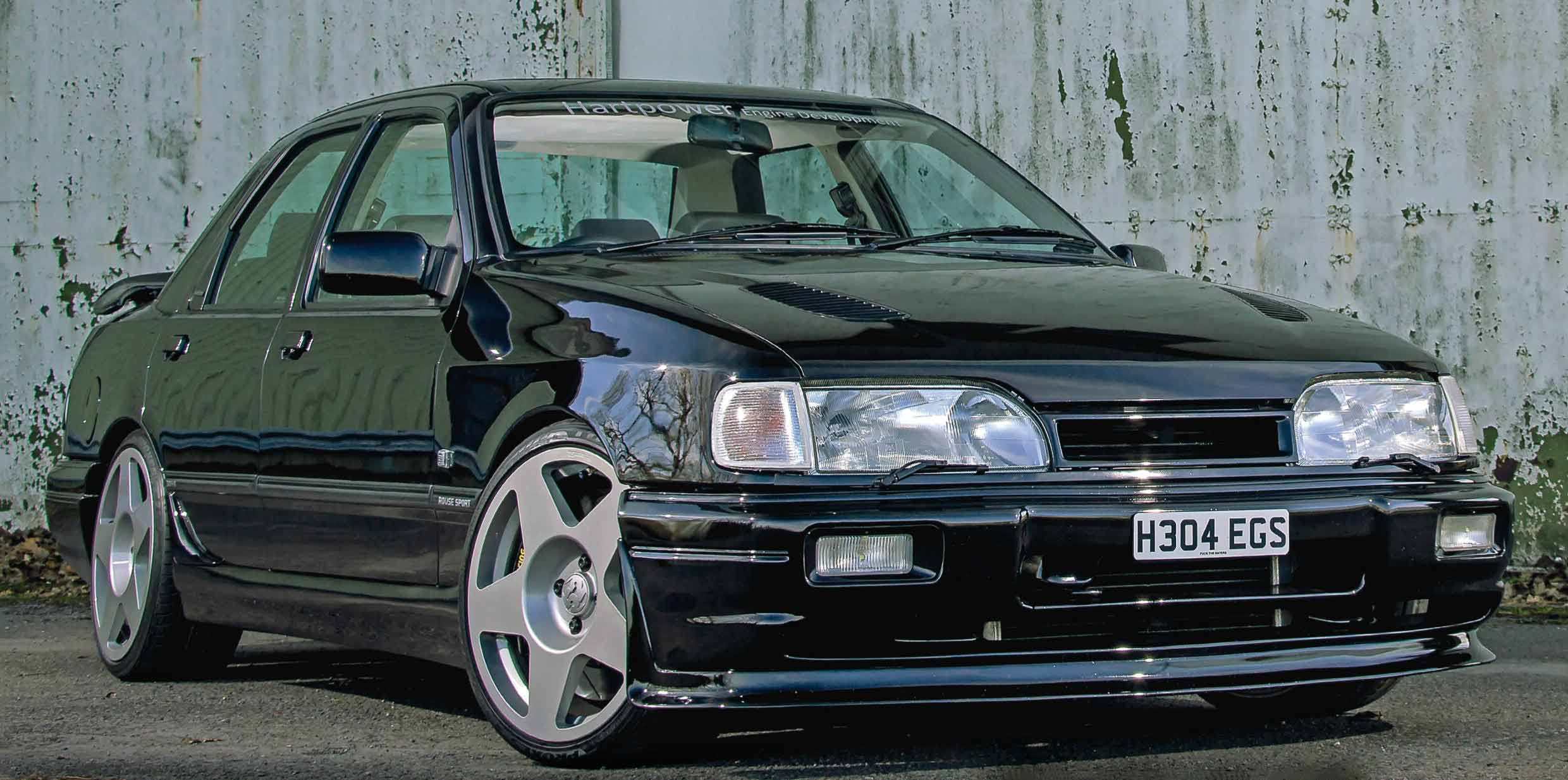 Tuned 500bhp+ Ford Sierra Rouse Sport 304-R - Drive-My Blogs