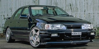 Tuned 500bhp+ Ford Sierra Rouse Sport 304-R
