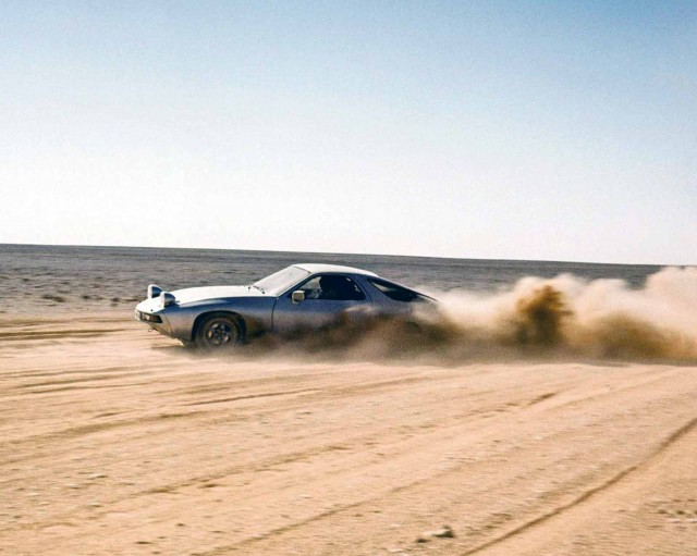 Developing the 928 Porsche road and race legend Peter Falk talks about testing the Seventies GT to its limits, from the Sahara to the Arctic
