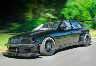 M50 1014whp BMW 3-Series Coupe E36