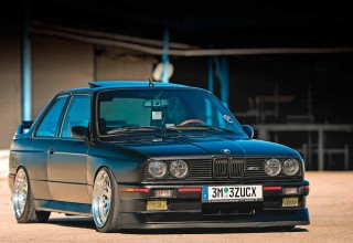 Simply superb BMW M3 E30
