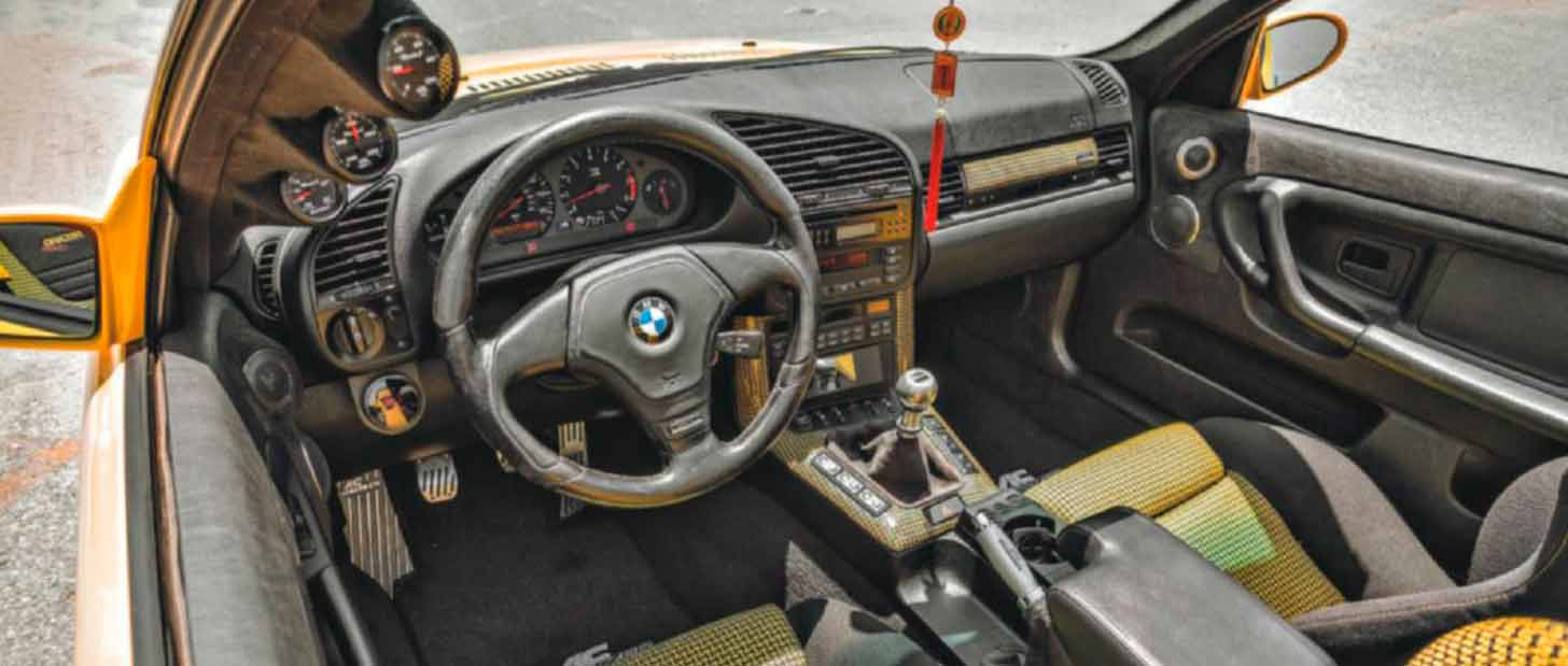 Supercharged 362whp Bmw M3 Convertible E36 2cs Ac