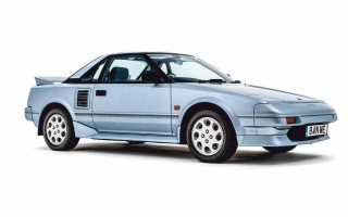 Buying guide Toyota MR2 MkI