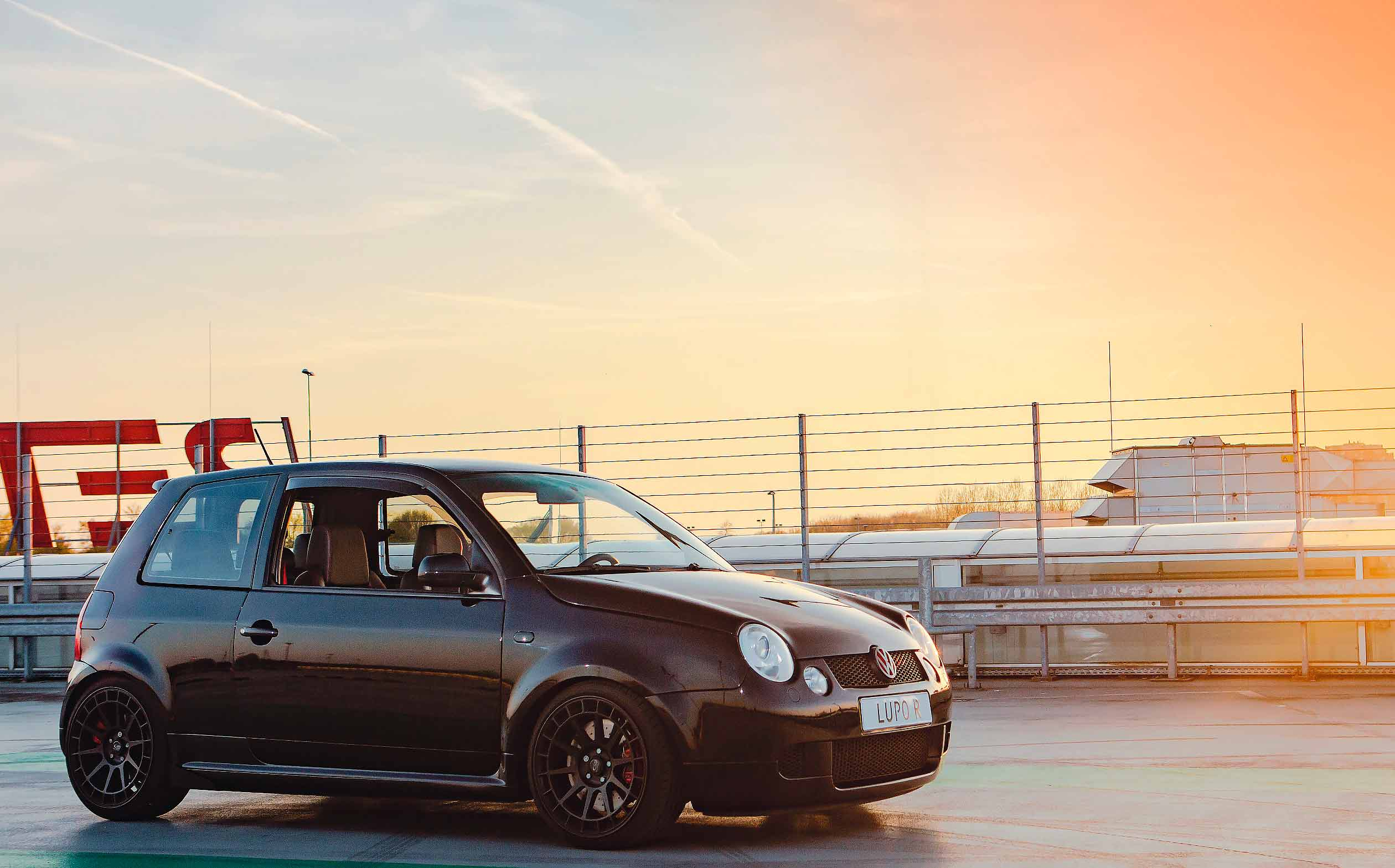 350bhp tuned Volkswagen Lupo GTI gets 2 0 TSI with K04 turbo