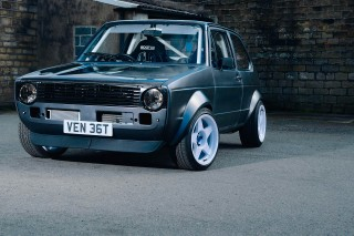 Track-ready 450bhp S3-powered VW Golf Mk1 1.8T 20V