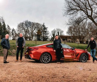 You drive our cars: BMW 8-series - readers try the editor's 2019 BMW M850i xDrive G15