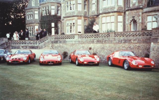 John Fitzpatrick tells of his brushes with the ultimately elusive Ferrari 250GTO