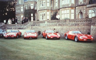John Fitzpatrick tells of his brushes with the ultimately elusive Ferrari 250GTO