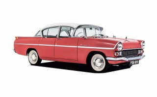 Buying Guide Vauxhall Cresta/Velox PA