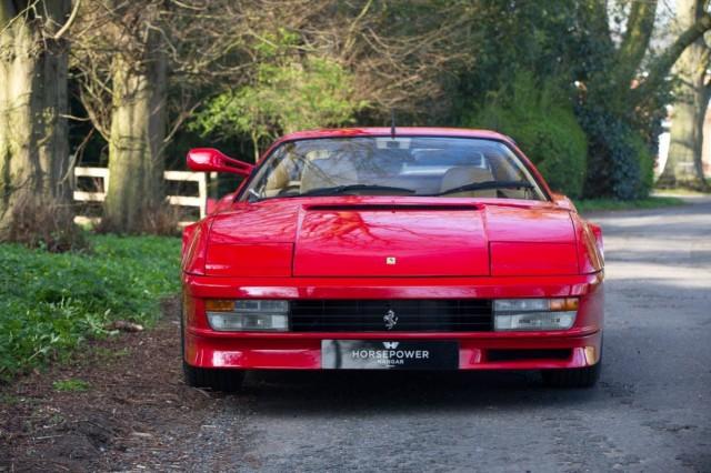 1985 Ferrari Testarossa Monospecchio