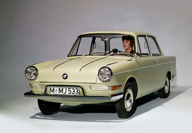 Celebrating BMW 700's 60th birthday