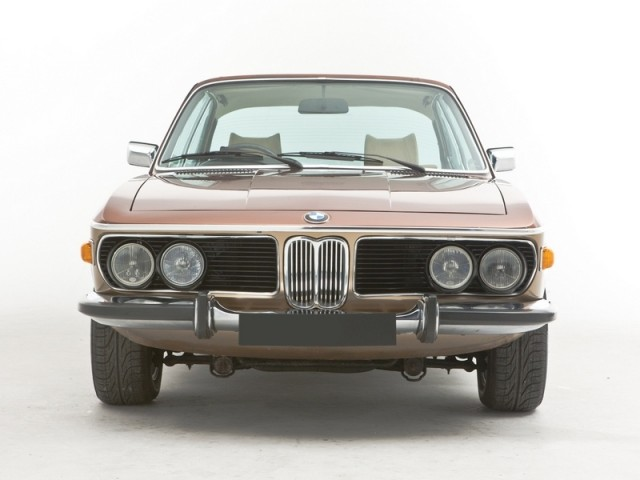 BMW E9 Coupé trouble-shooter