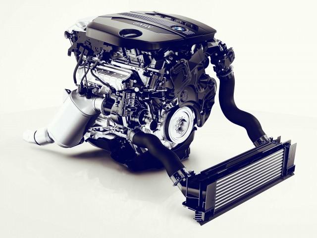 BMW N47 engine warning