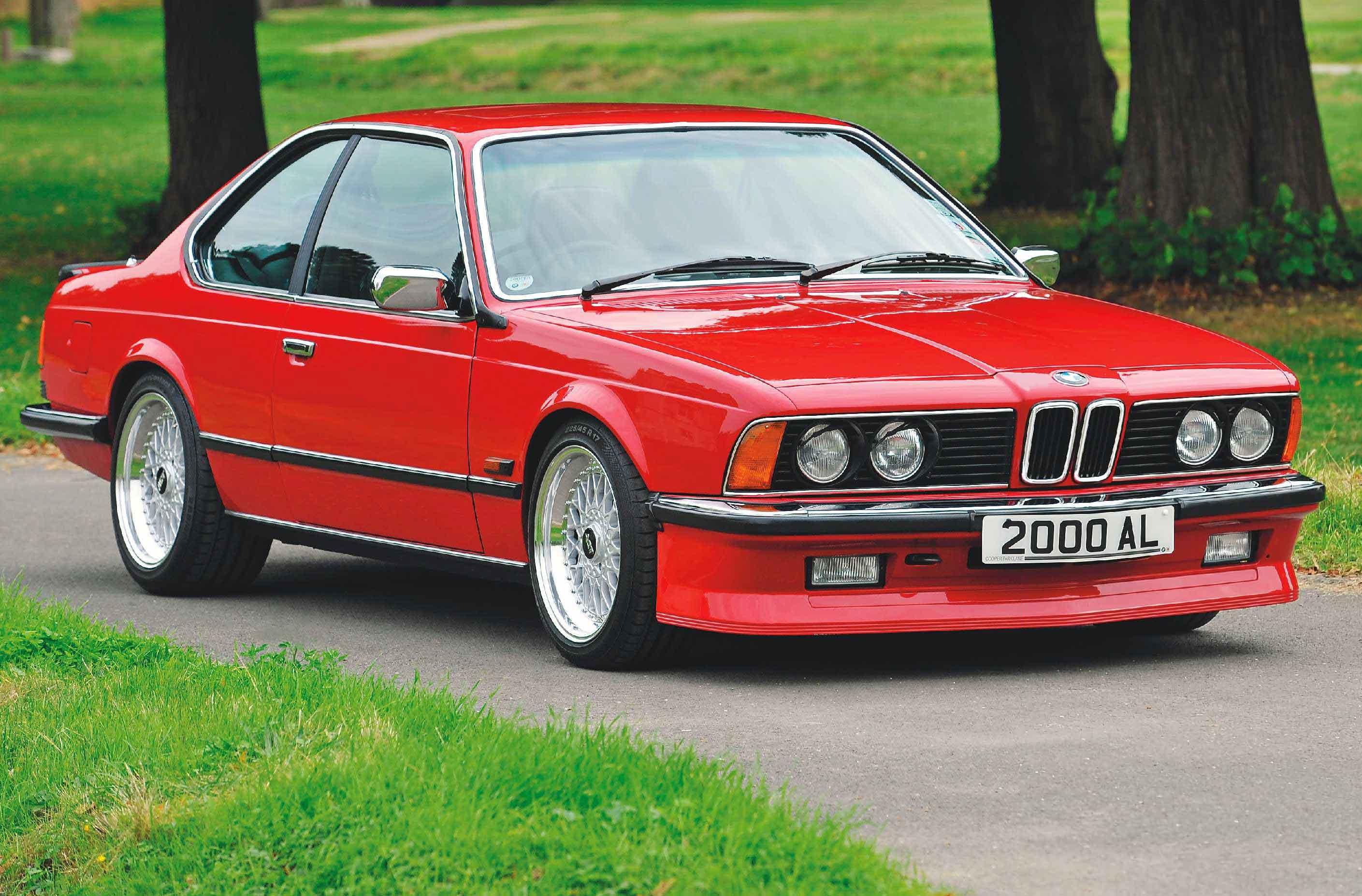 Beautiful 1986 BMW 635CSi Automatic E24 cherished by the ...