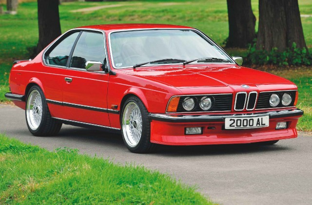 Beautiful 1986 BMW 635CSi Automatic E24 cherished by the same family for 30 years!