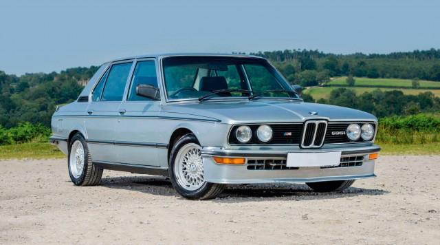 BMW M535i (E12) MARCHÉ / Guide d'achat
