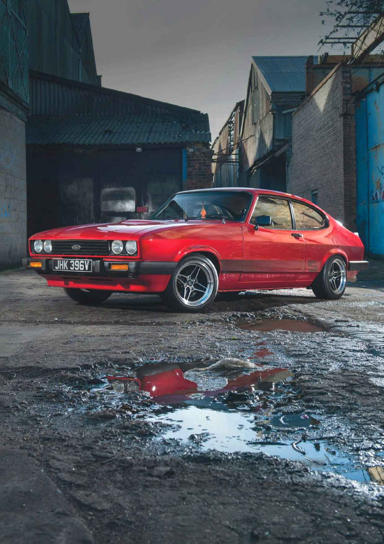 Homebuilt Hero 1979 Ford Capri 2 0s Early Mk3 That S Now A Sorted Screen Star Drive My Blogs Drive