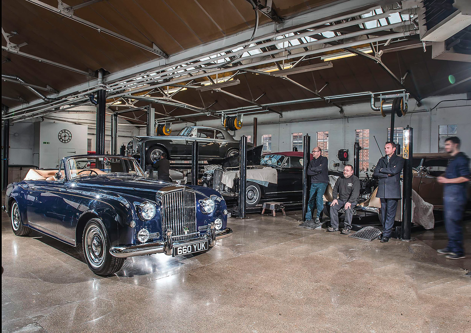 1959 Bentley Continental S1 Epic Restoration Drive My Blogs Audio Wiring