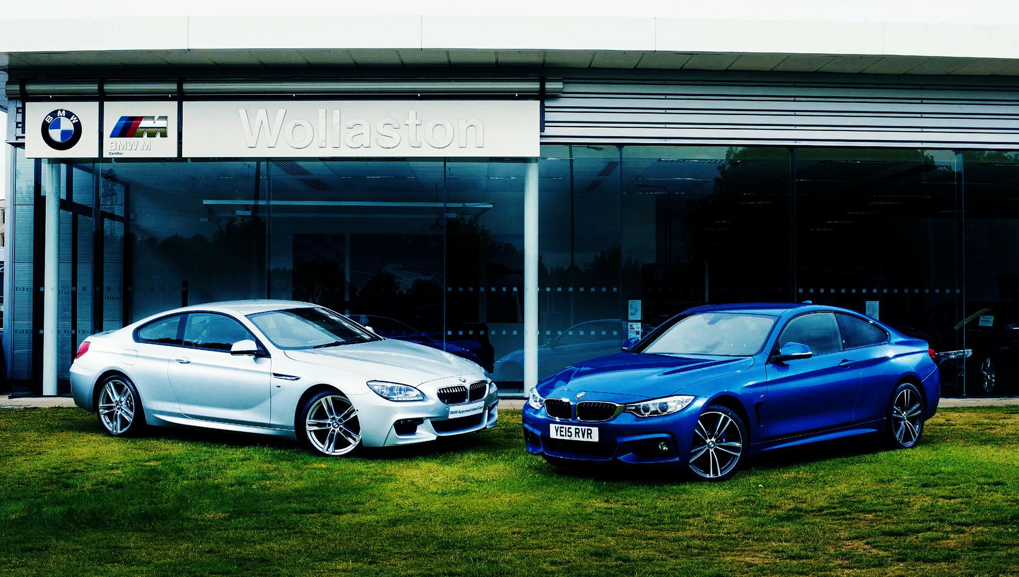 Used vs. new - 2015 BMW 420d Coupé F32 vs. 2012 BMW 640d F13 - Drive ...