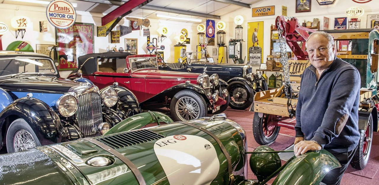 Sport Cars For Sale >> The Collector. From Alvis Speed 20 SA to Mercedes-Benz 300 ...