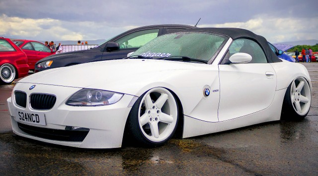 Custom BMW Z4 E85
