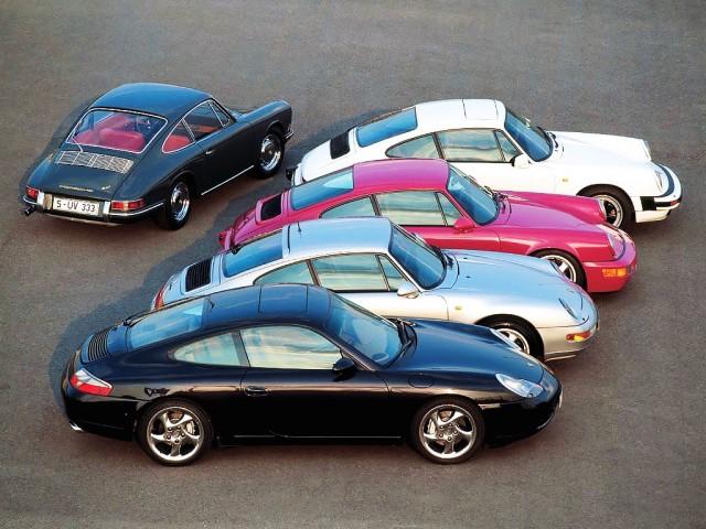Porsche 911 996 second life from £7000