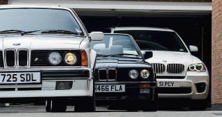 Garage - BMW X5 E70, 635CSi E24 and 325i E30 Cabrio