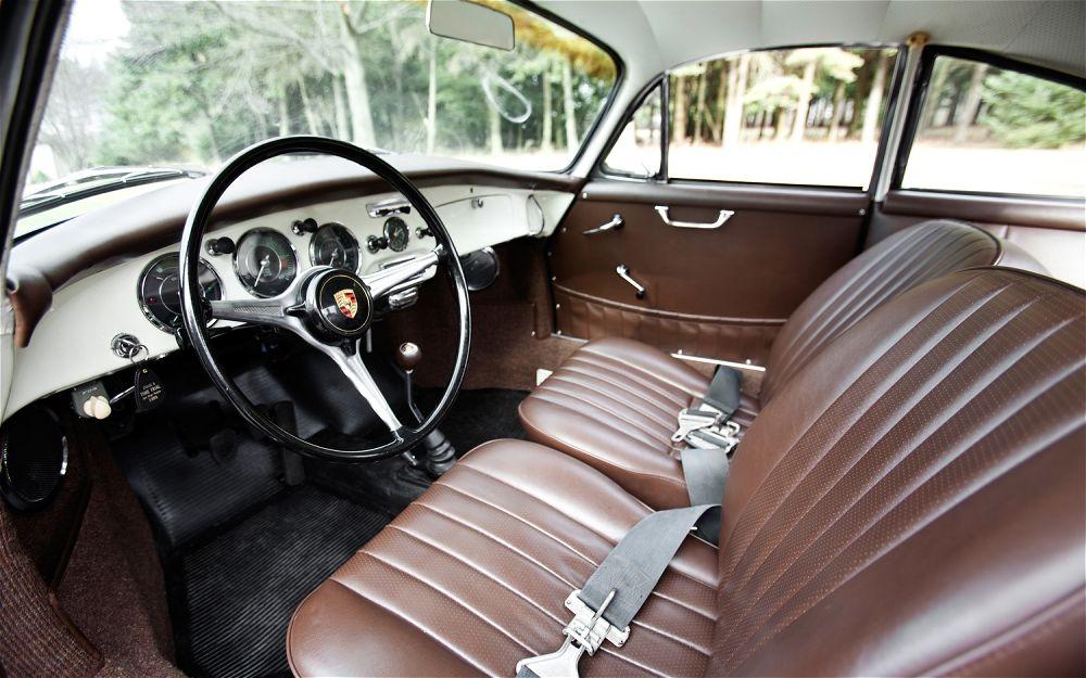 1960 porsche 356 super 75 drive. Black Bedroom Furniture Sets. Home Design Ideas