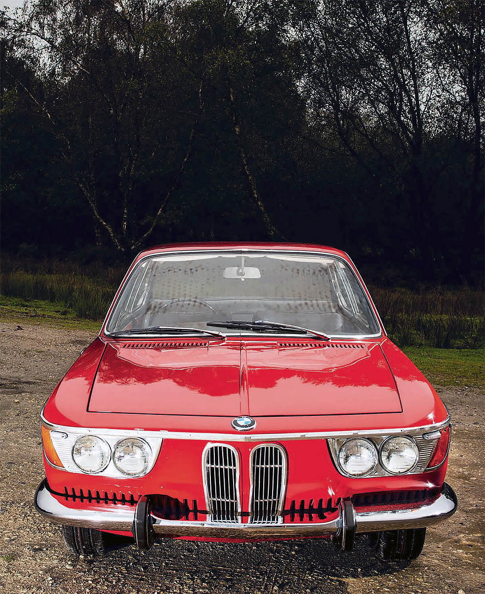 BMW 2000CS - through the decades and years - Drive